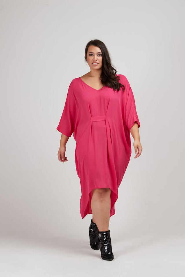 Savannah Dress Pink