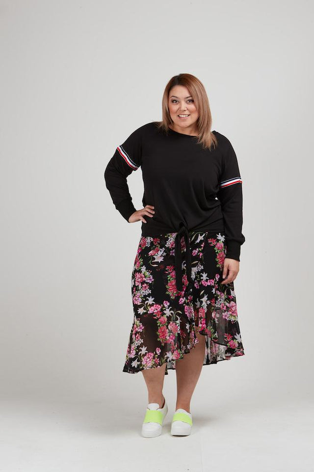 Maine Wrap Skirt