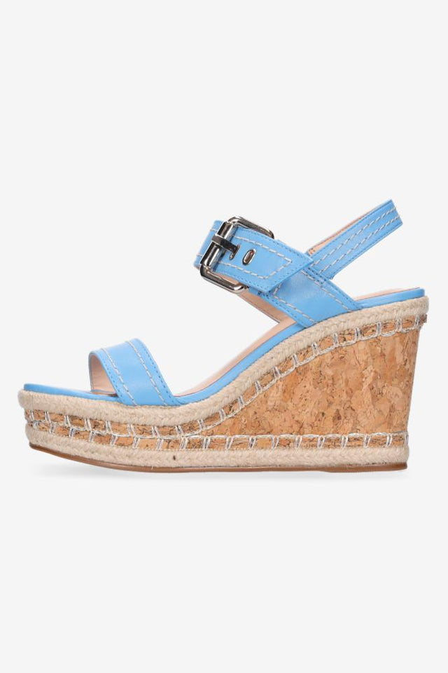 Talia Wedge Blue