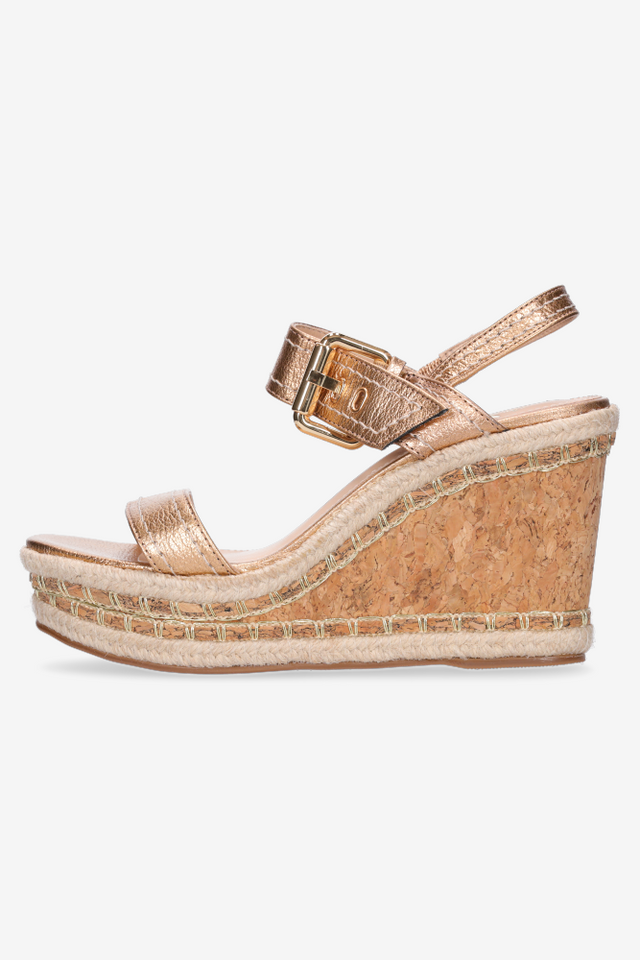 Talia Wedge Copper