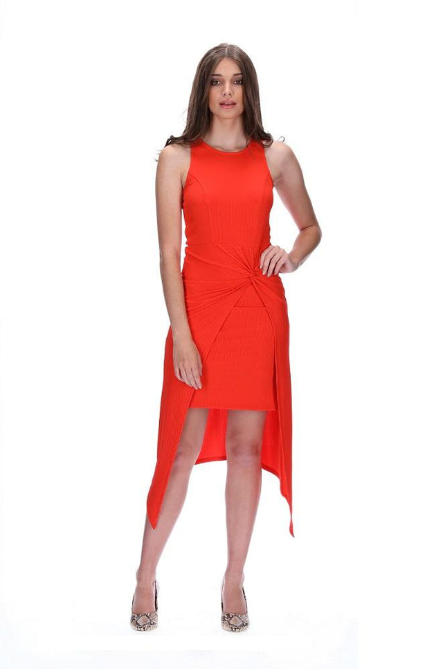 KADY DRESS ORANGE