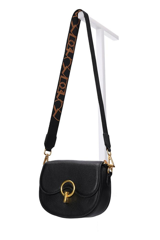Aidan Handbag Black