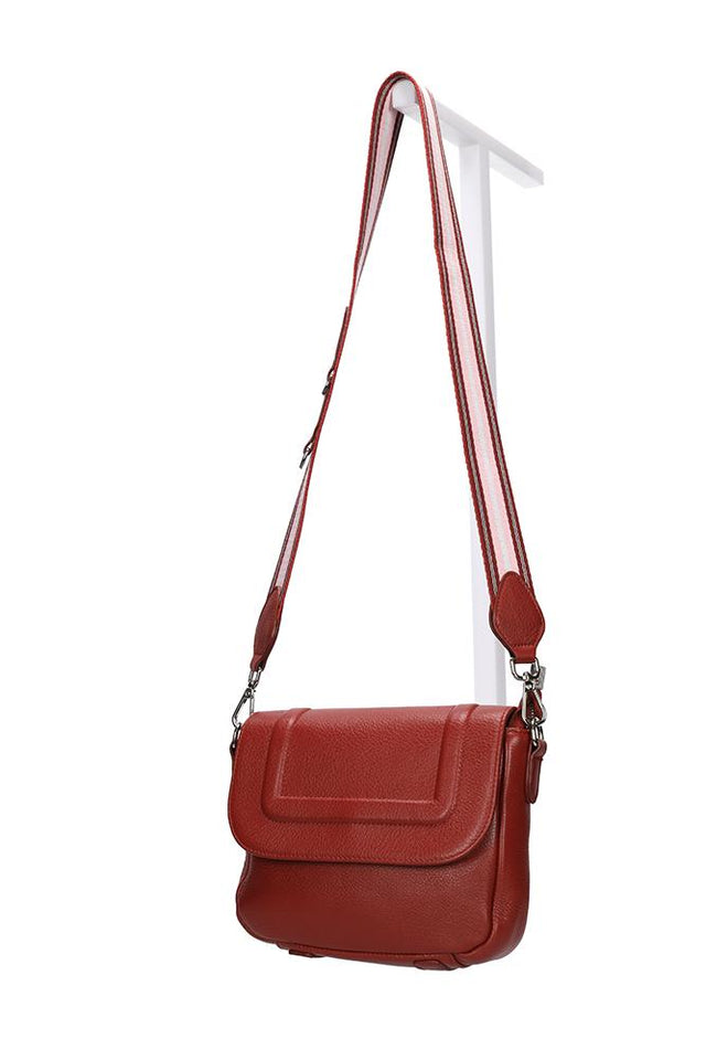 Bryson Handbag Red