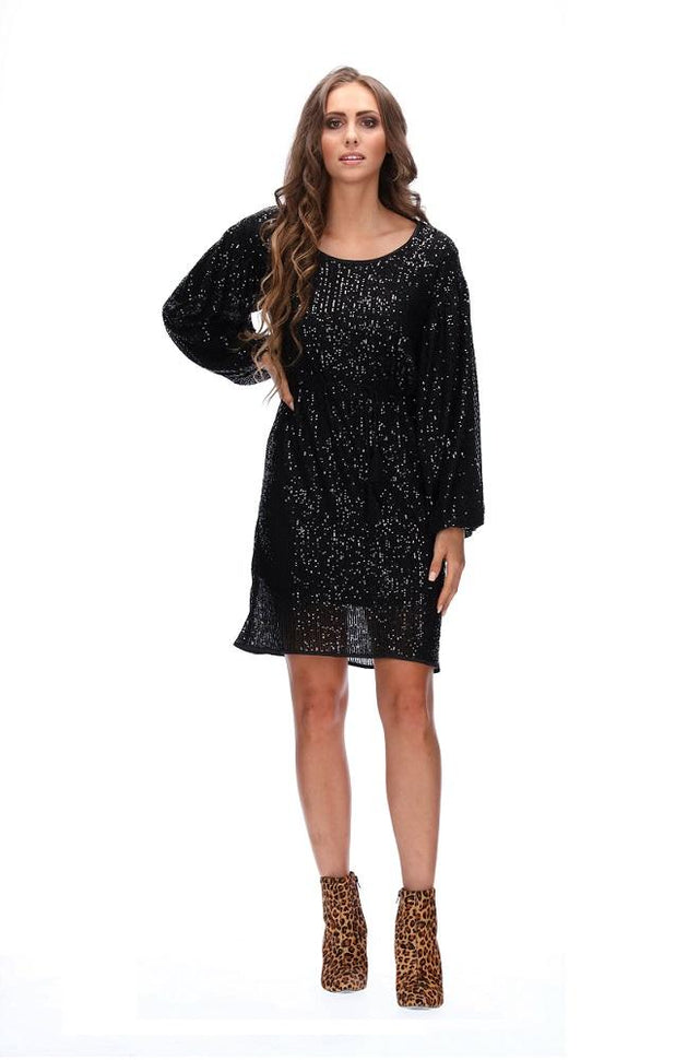 Celebration Dress Black