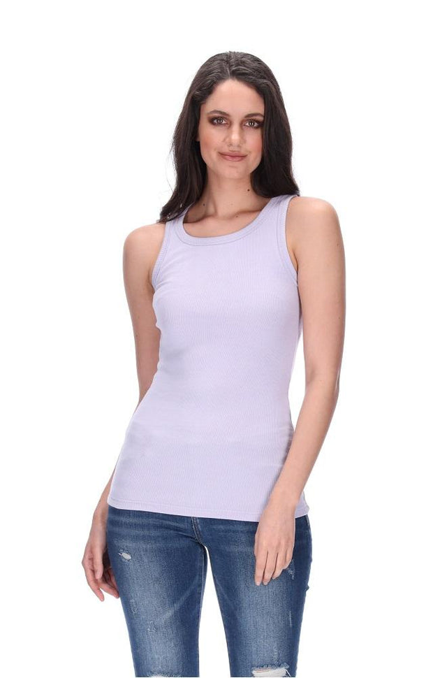 Charise Tank Lilac
