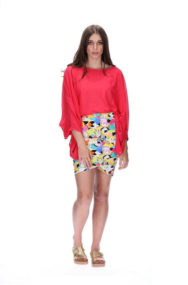 Coco Meow Skirt Short