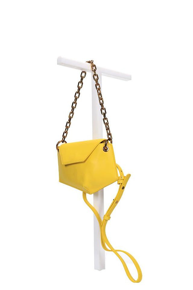 Connor Handbag Yellow