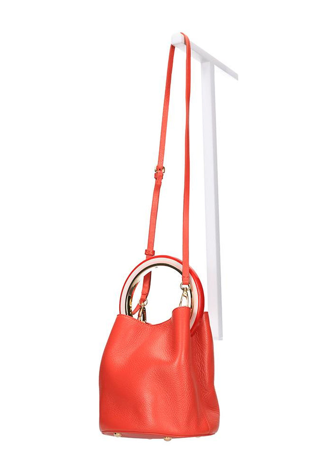 Dany Handbag Red Candy