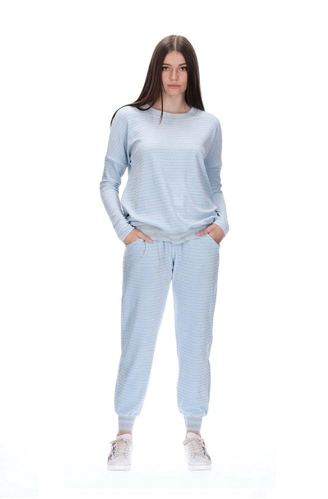 Demi Tracksuit Baby Blue