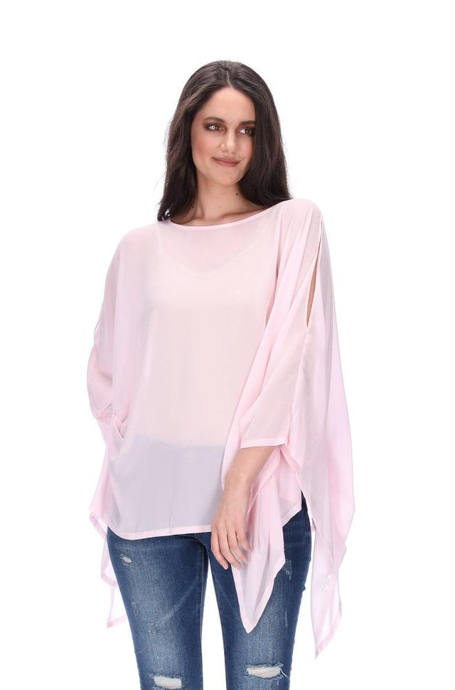 Envelope Top Baby Pink