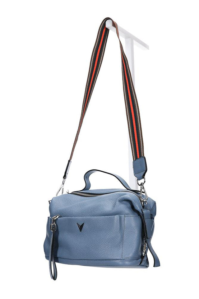 Evan Handbag Blue