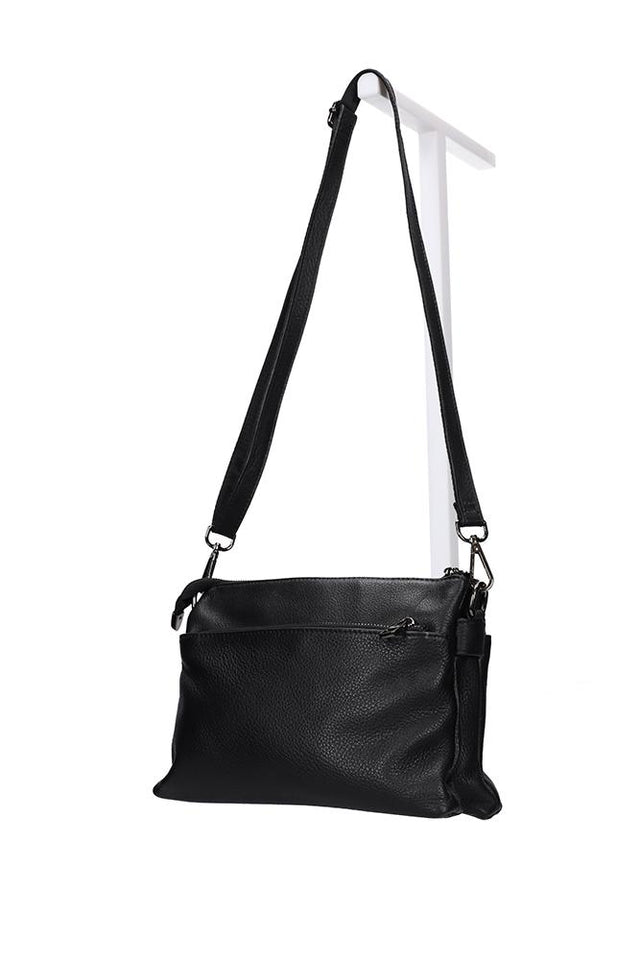 Everett Handbag Black