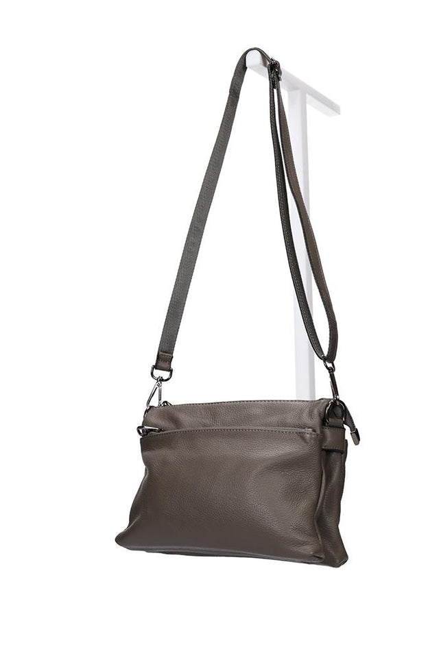 Everett Handbag Grey