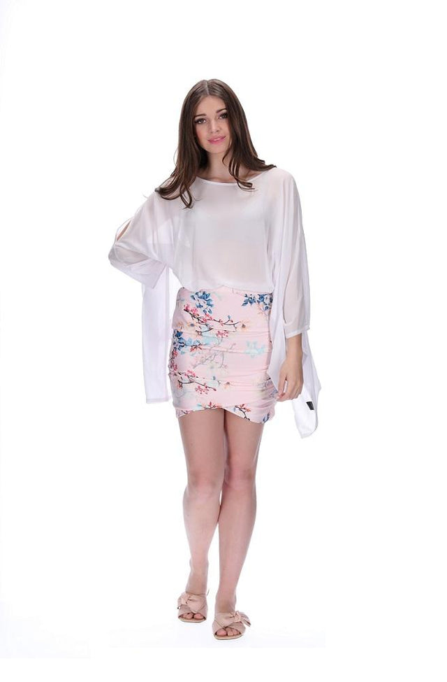 Gina Meow Skirt Short