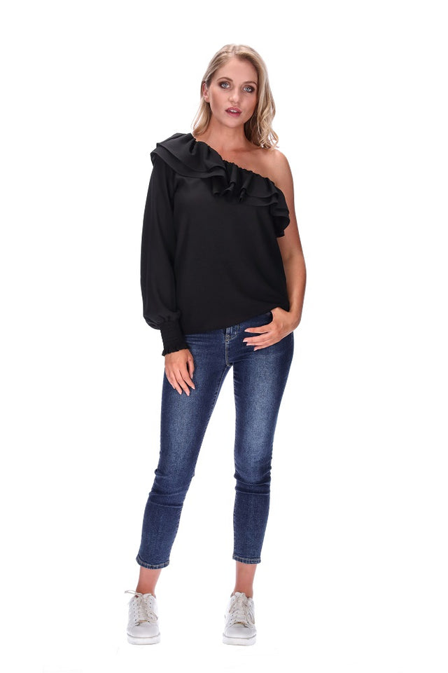 Harlow Top Black