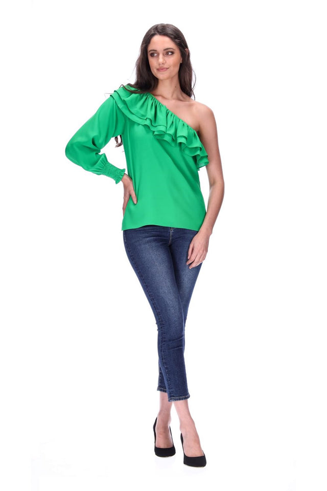 Harlow Top Green