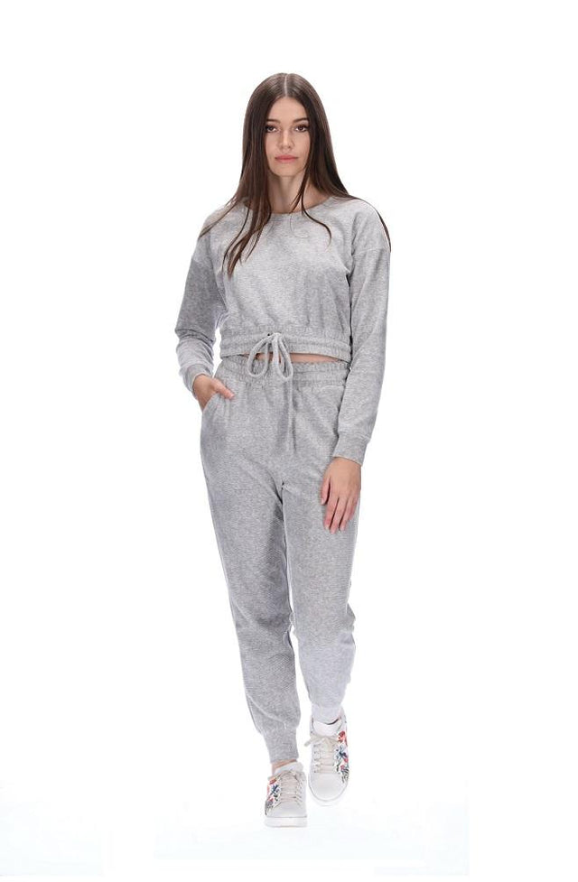Havie Tracksuit Grey