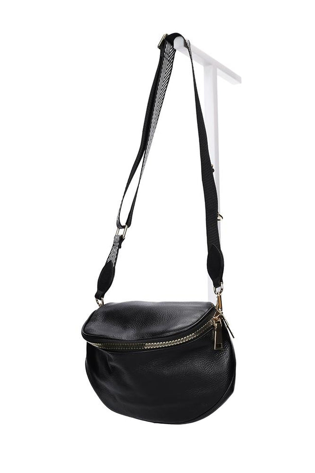 Hunter Handbag Black