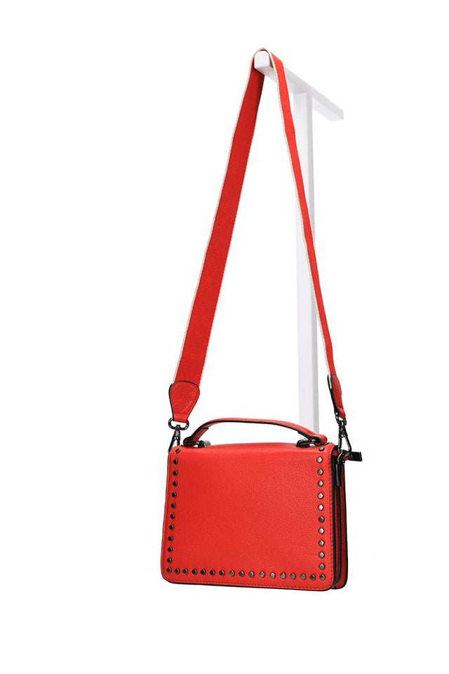 Joel Handbag Red