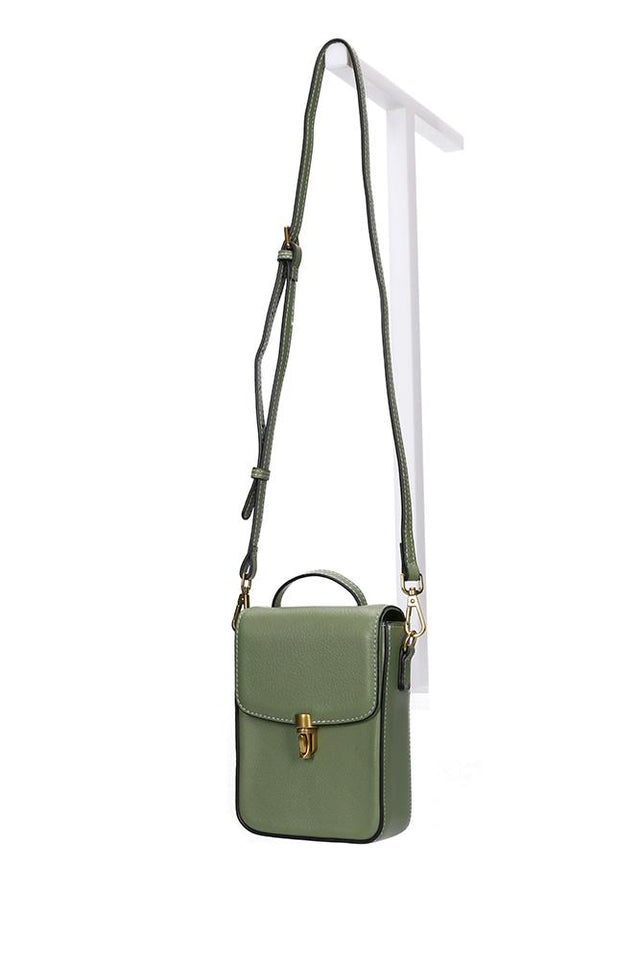 Landon Handbag Green