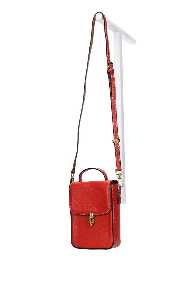 Landon Handbag Red