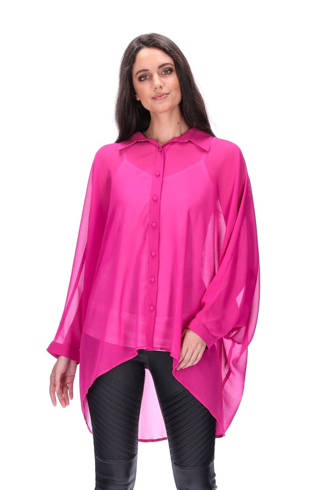 Lucindas Dream Shirt Pink