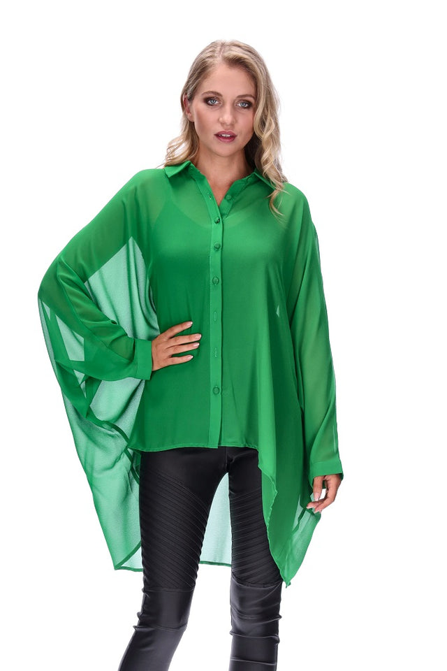 Lucindas Dream Shirt Green