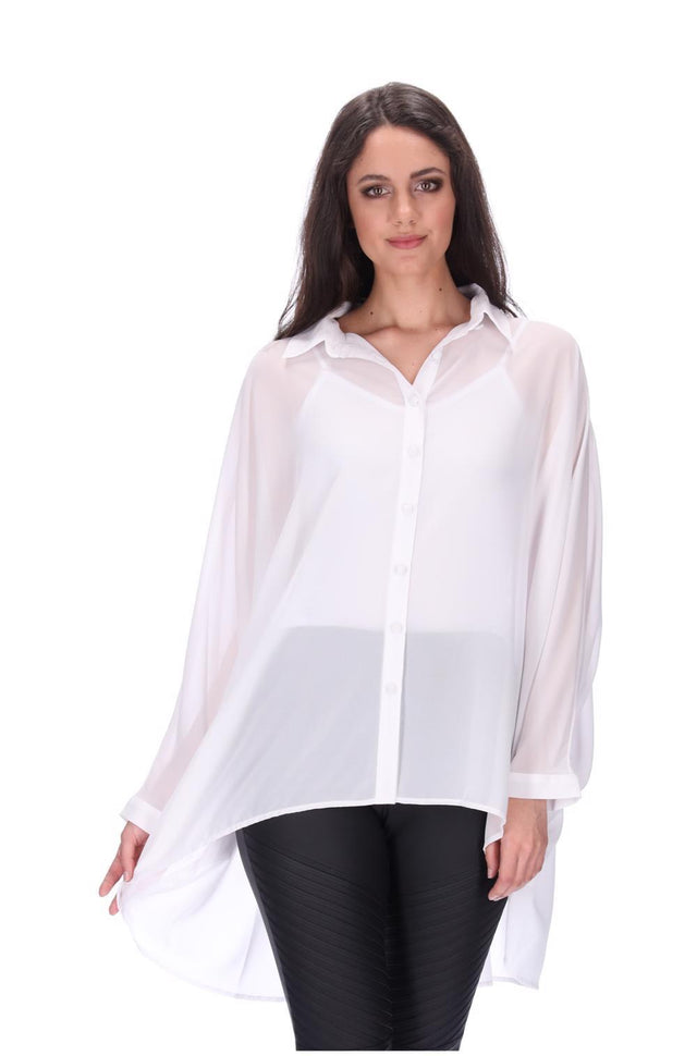 Lucindas Dream Shirt White
