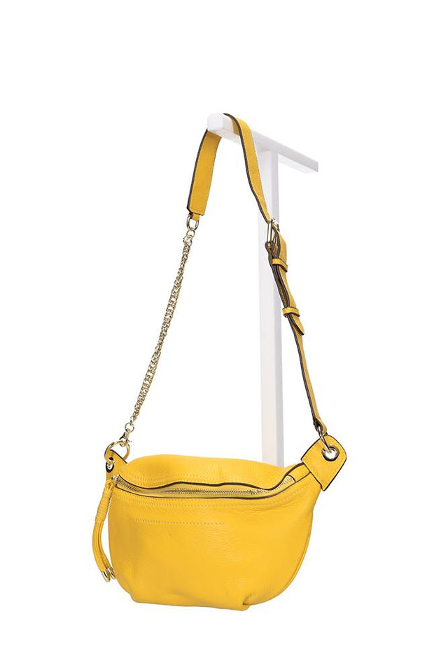 Miles Handbag Yellow