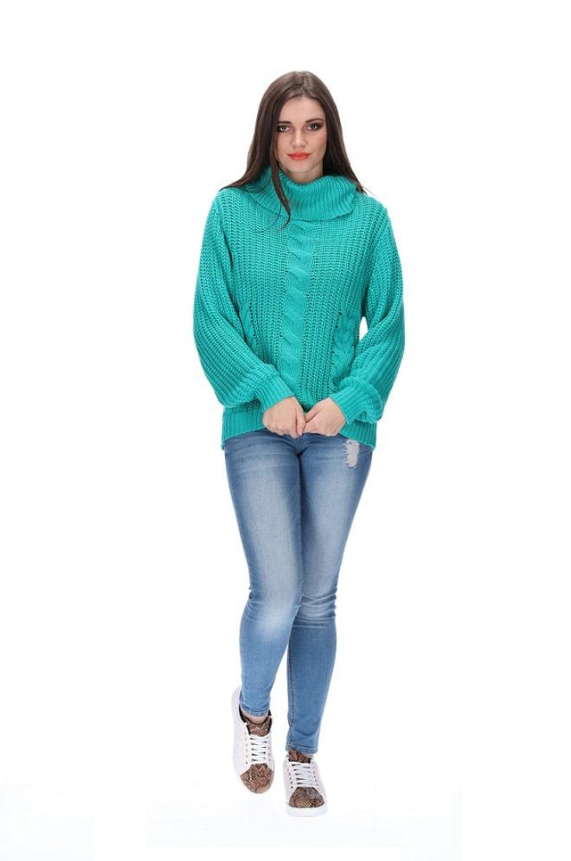 ARIA MINT KNIT