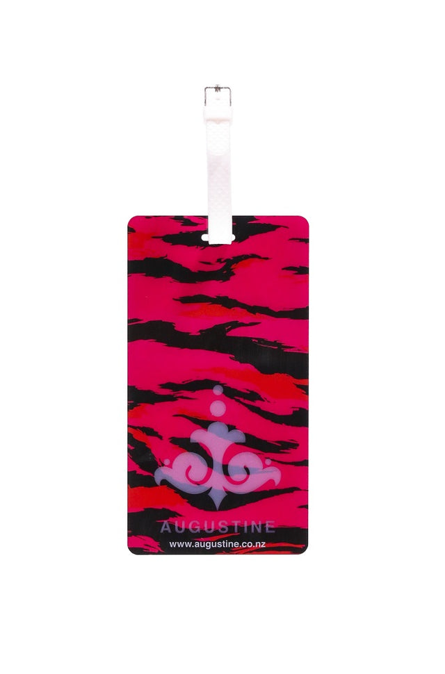 Pink Zebra Luggage Tag - 2 Pack