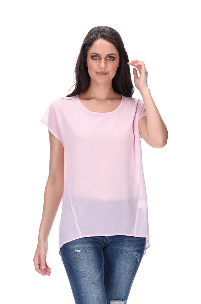 Promise Tee Baby Pink