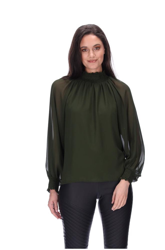 Seth Top Army Green