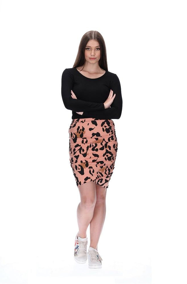 Simone Meow Skirt Long