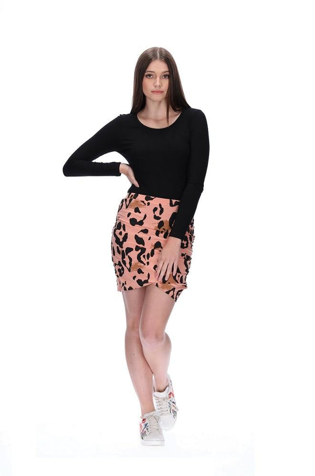 Simone Meow Skirt Short