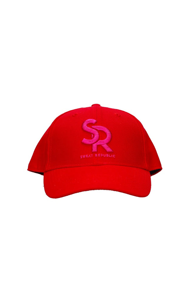 Sports Cap Red / Pink