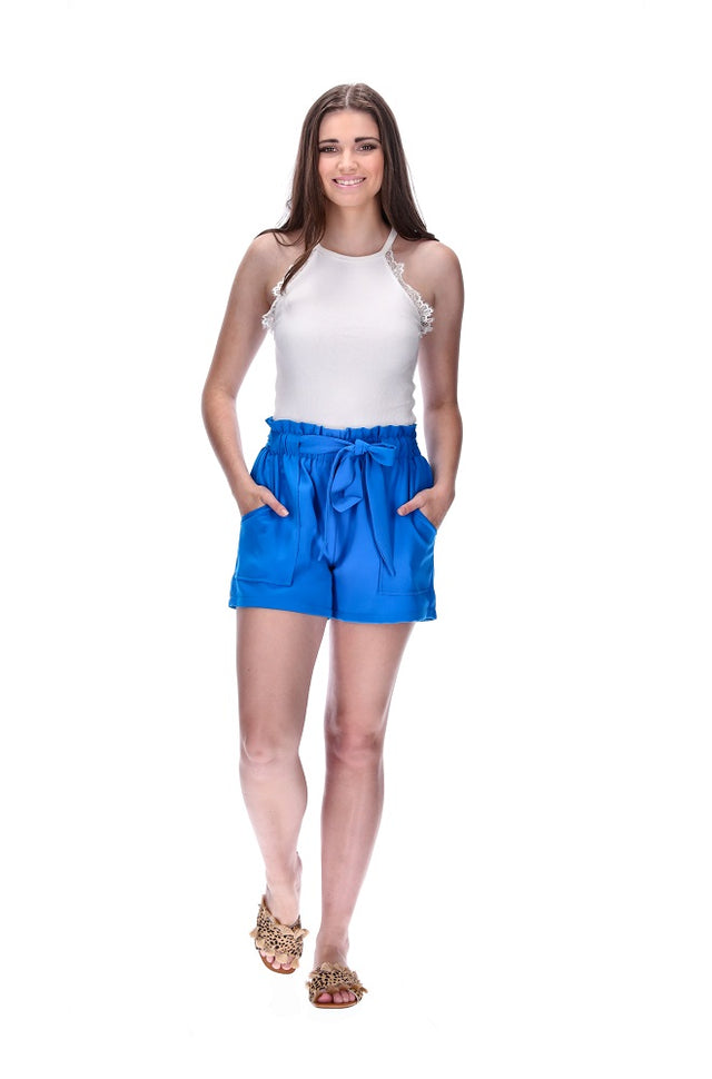 Sweetie Shorts Blue