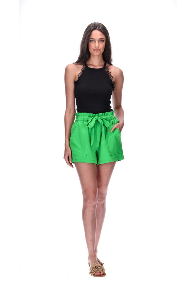 Sweetie Shorts Green