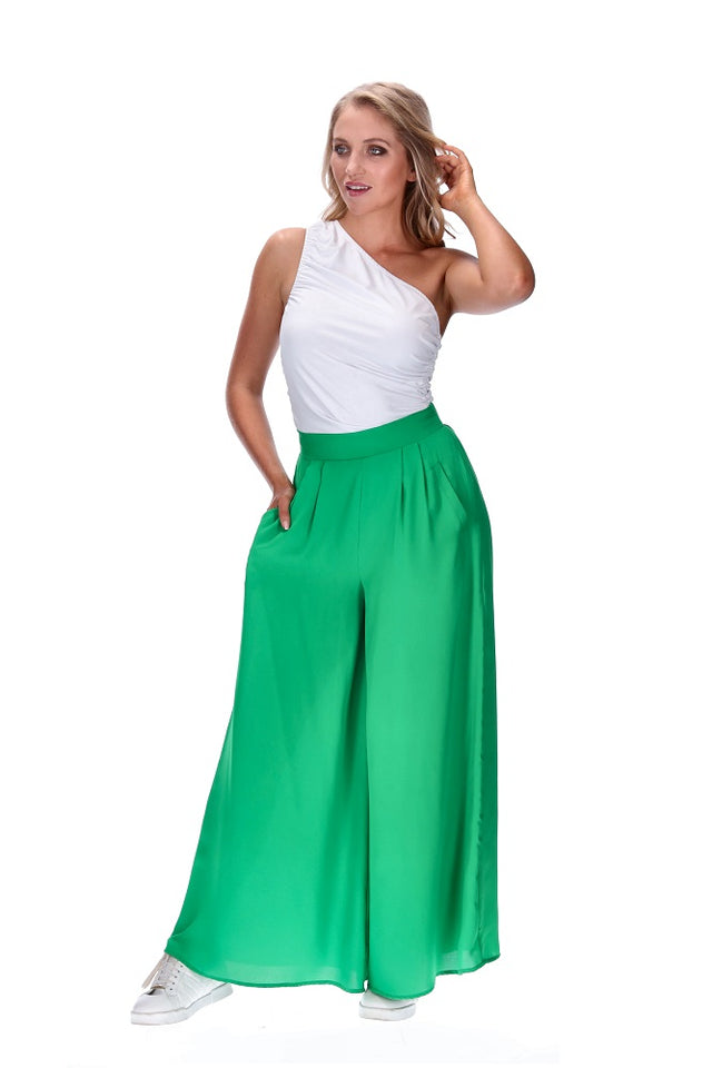 Zadie Pants Green