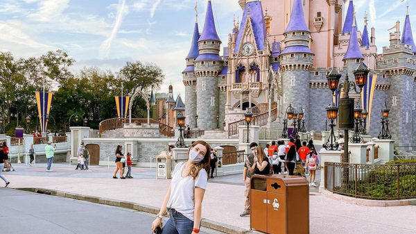 What it's Really Like to Wear a Mask for a Week at Disney World