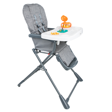 The Fold-Away High Chair
