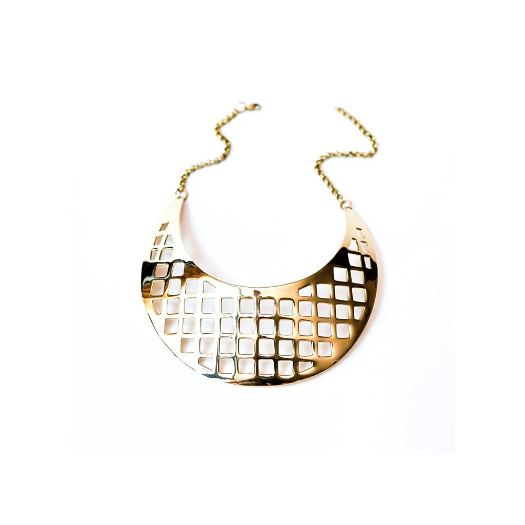 Lattice necklace