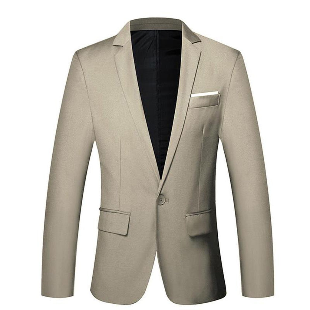 Long Sleeve Casual Blazers