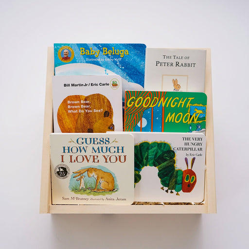Baby Books Gift - Baby Books Gift Set | Upon A Box