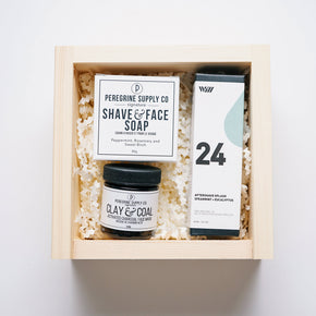 Face Care Gift Box - Night Routine for Face | Upon A Box