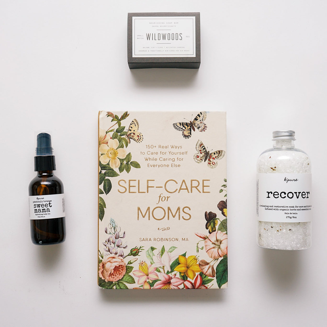 Self Care for Moms - Upon a Box