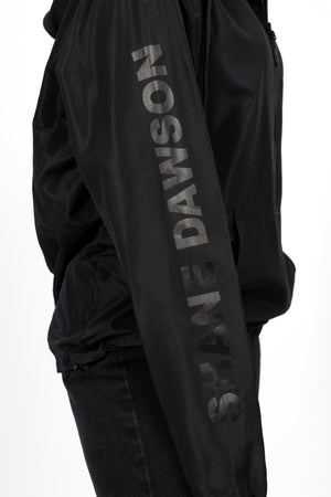 Drama Windbreaker Black