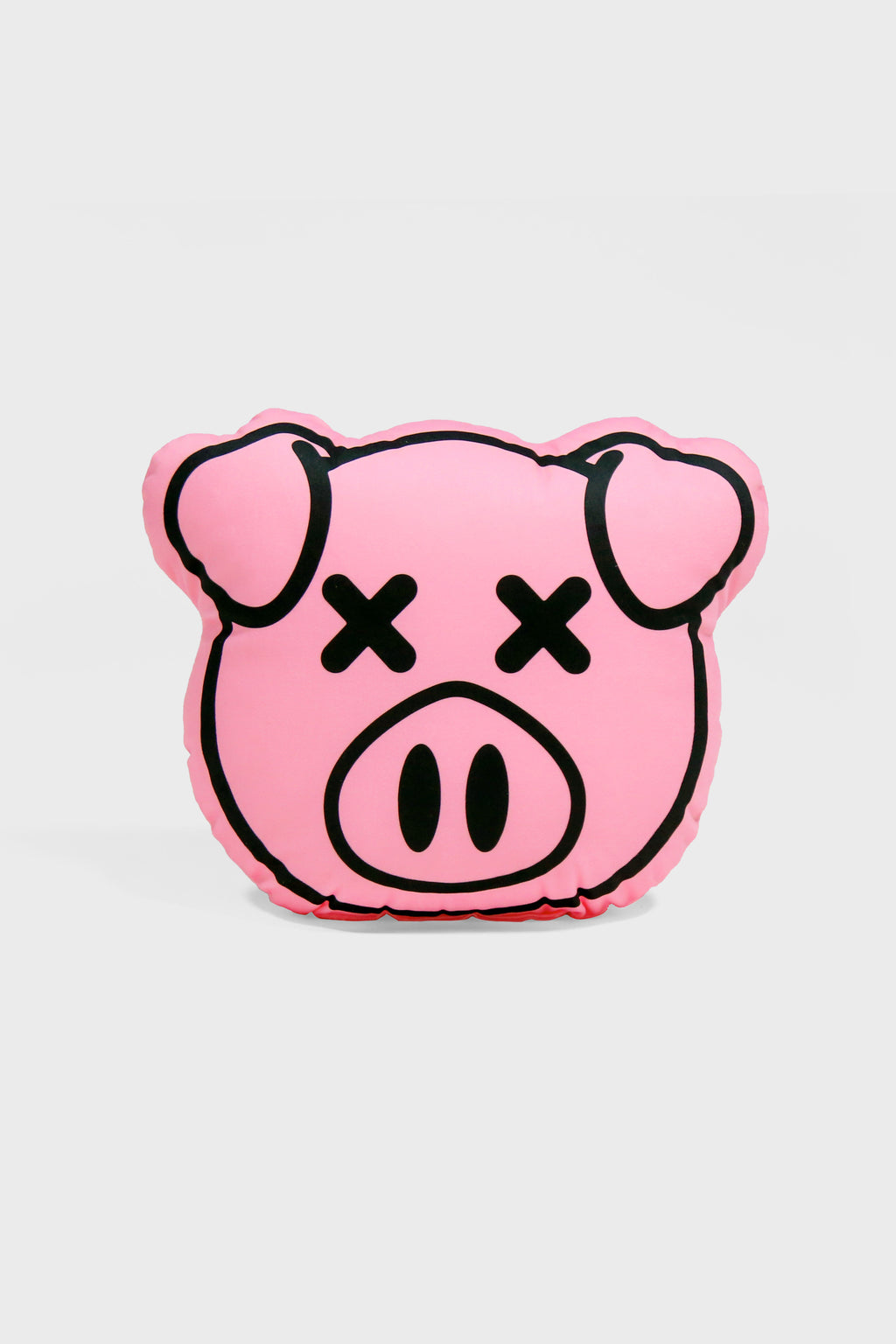 Light Pink Pig Pillow