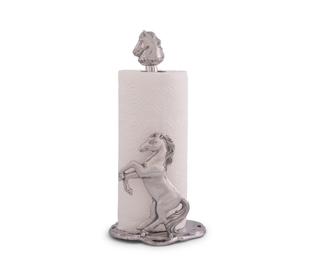 Horse Paper Towel Holder - Edwina Alexis