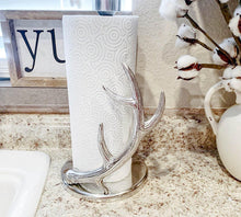 Load image into Gallery viewer, Antler Paper Towel Holder - Edwina Alexis